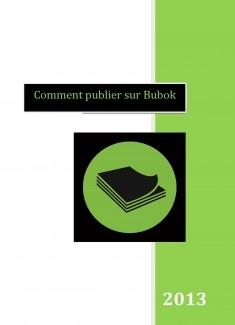 Comment publier sur Bubok