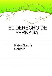 EL DERECHO DE PERNADA