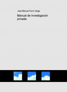 Manual de Investigación privada