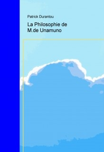 La Philosophie de M.de Unamuno