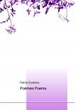 Poèmes.Poems.
