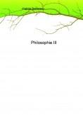 Philosophie III