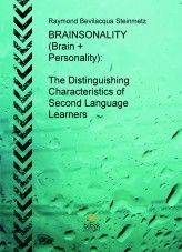 Libro English (PLUS) Professional Language User Solutions - BOOK #3 - BRAINSONALITY (Brain + Personality): The Distinguishing Characteristics of Second Language Learners, autor EnglishWithRaymond