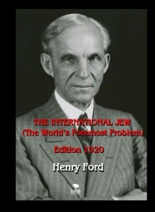 THE INTERNATIONAL JEW (The World's Foremost Problem)